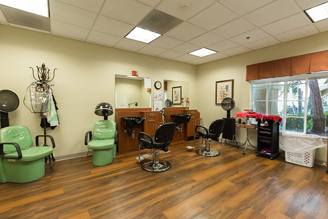 Brookdale San Juan Capistrano Skilled Nursing Salon