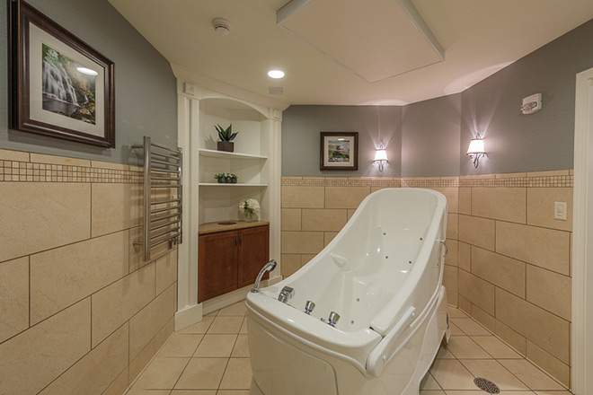 Brookdale Sandy Springs Memory Care Spa