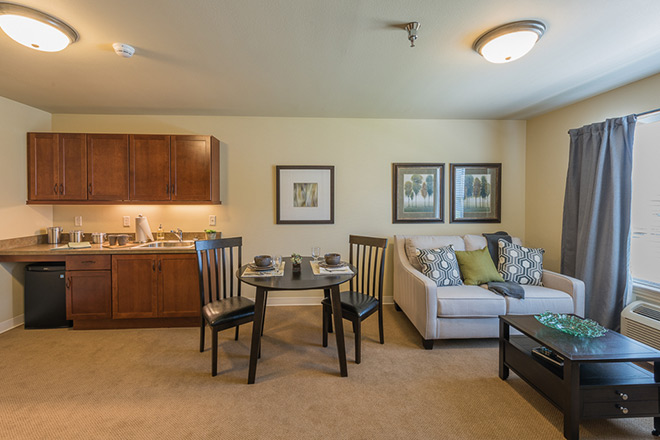Brookdale Sandy Springs Assisted Living Apartment