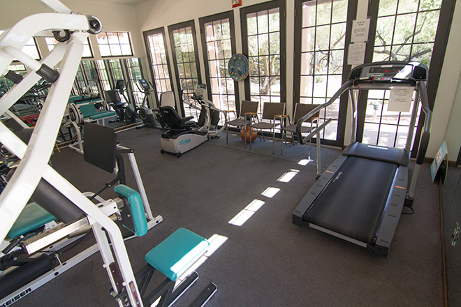 Brookdale Santa Catalina Fitness Room