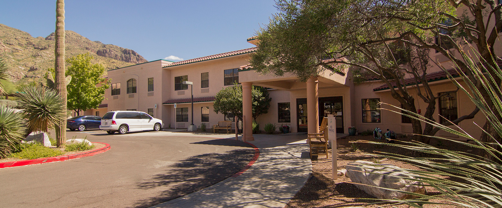 Senior Living in Tucson, Arizona | Brookdale Santa Catalina