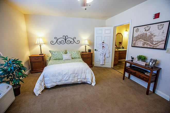 Brookdale Shadowlake Bedroom