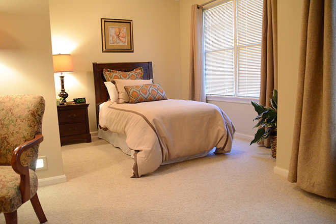 Brookdale Sioux City Bedroom