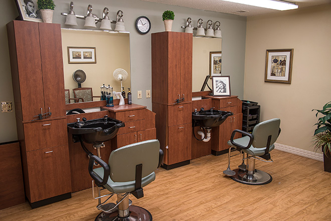 Brookdale South Bay Skilled Nursing Salon