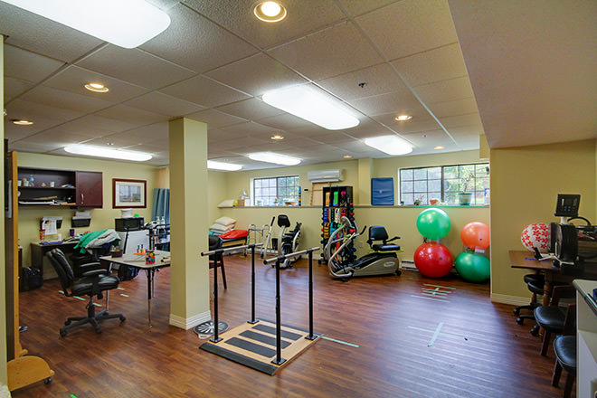 Brookdale South Bay Fitness Room