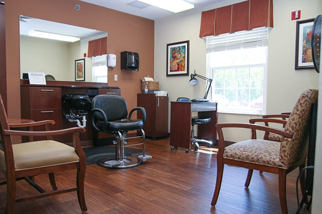 Brookdale South Bend Salon