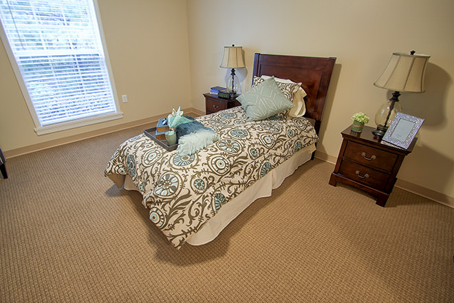 Brookdale Spring Arbor Bedroom