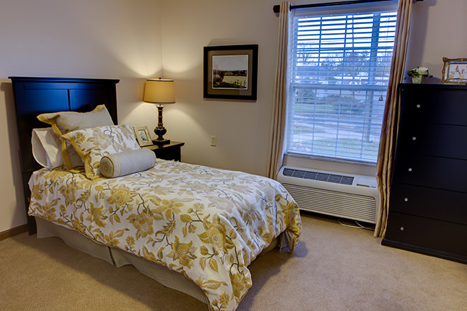 Brookdale Springdale Bedroom