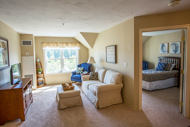 Sprucewood Apartments Floor Plans: Independent Living Durham, NH