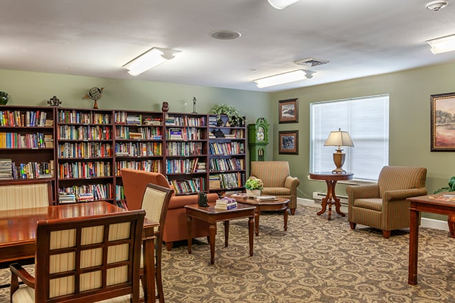 Brookdale Stevens Point Library