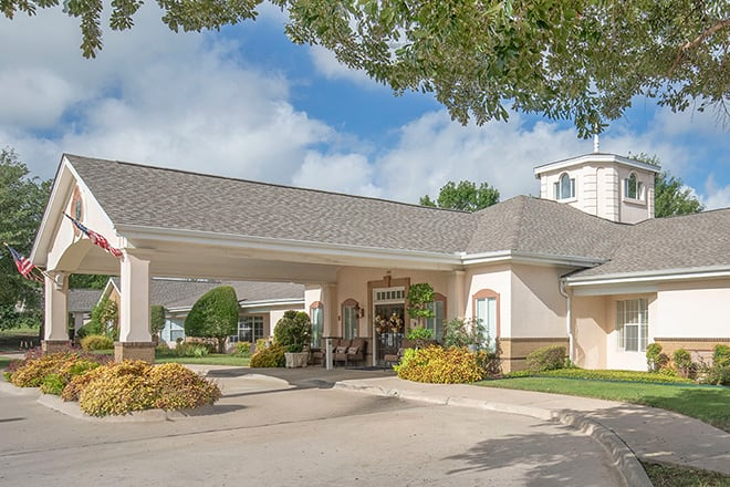 brookdale stonebridge ranch assisted living in mckinney texas