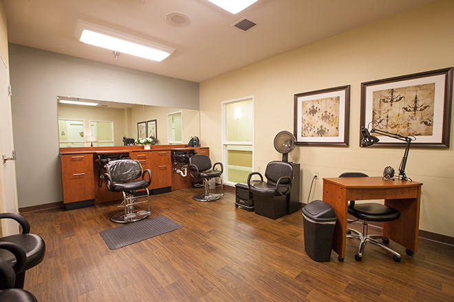 Brookdale Sugar Land Salon