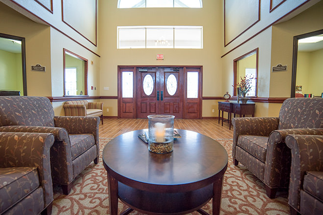 Brookdale Summer Ridge Foyer