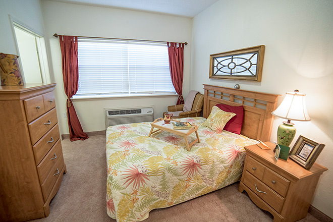 Brookdale Summer Ridge Bedroom