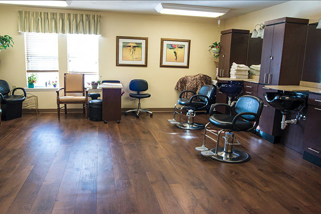 Brookdale Summerfield Salon