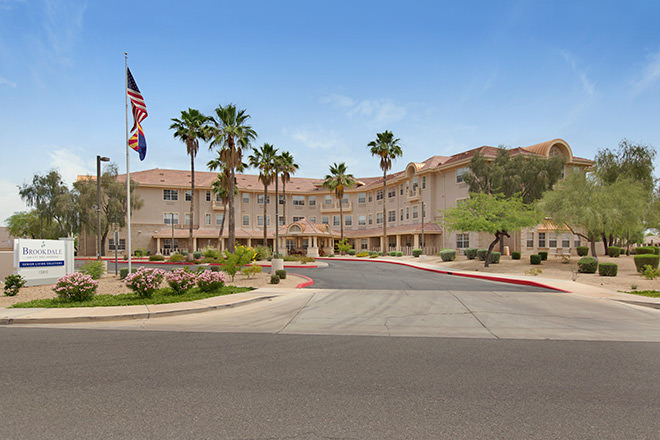 Sun City West Az >> Brookdale Sun City West Sandridge Senior Living And Memory Care