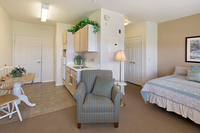 Brookdale Sun City West Sandridge Apartment