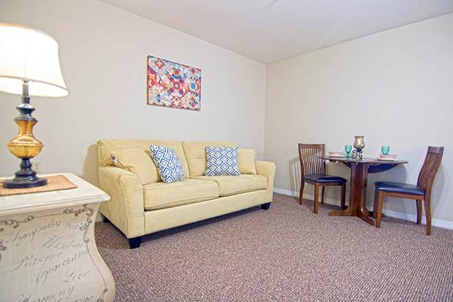 Brookdale Tahlequah Heritage Living Area