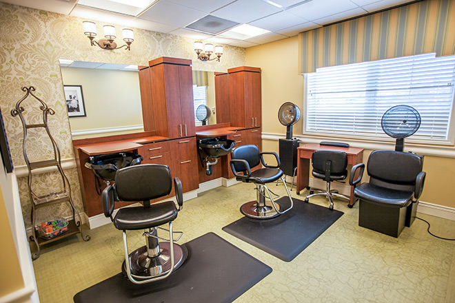 Brookdale Tanglewood Salon