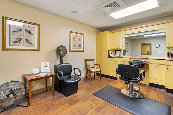 Brookdale Tarpon Springs Salon
