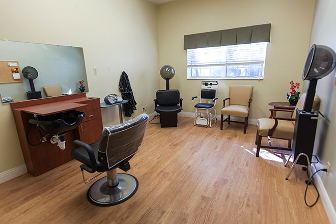 Brookdale Tequesta Salon