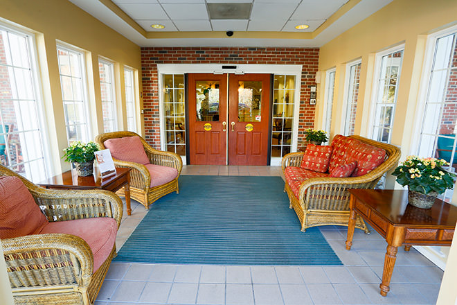 Brookdale Towson Foyer