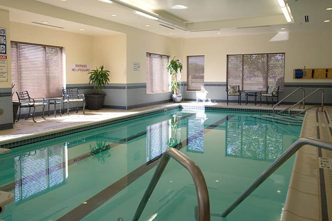 Brookdale Trillium Crossing Indoor Pool