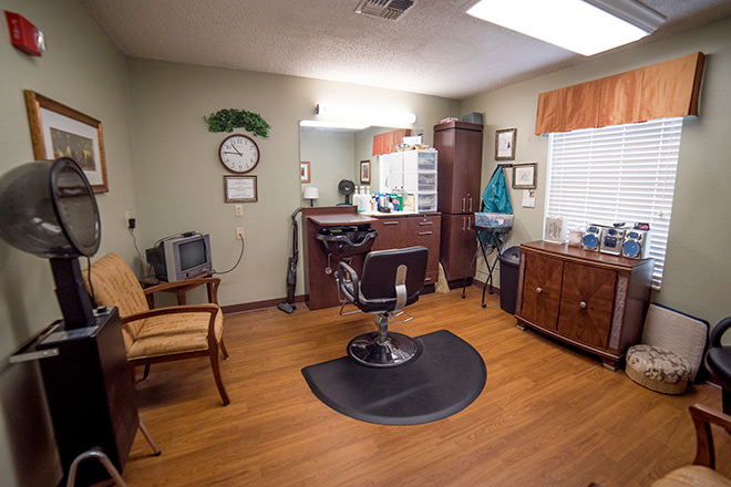 Brookdale Tyler East Salon