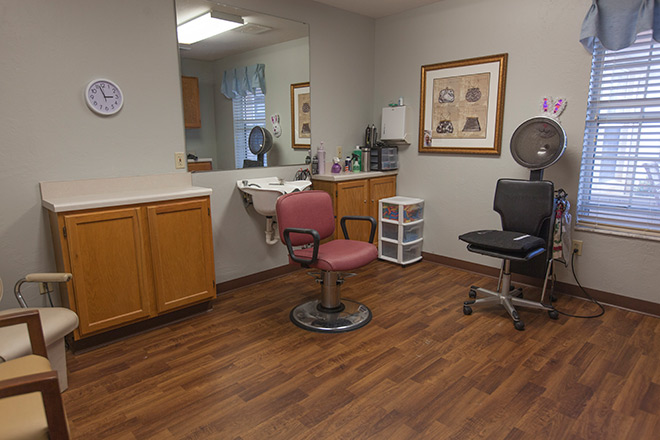 Brookdale Vero Beach South Salon