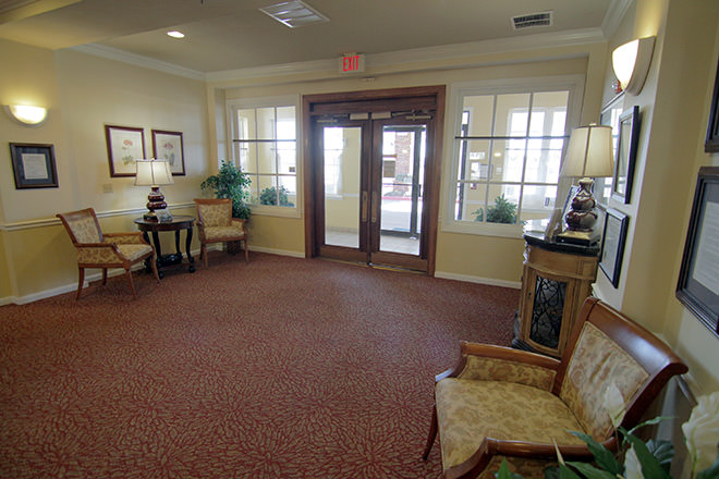 Brookdale Village Foyer