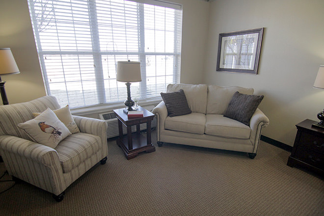 Brookdale Village Living Room