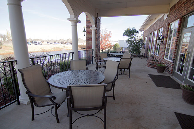 Brookdale Village Patio