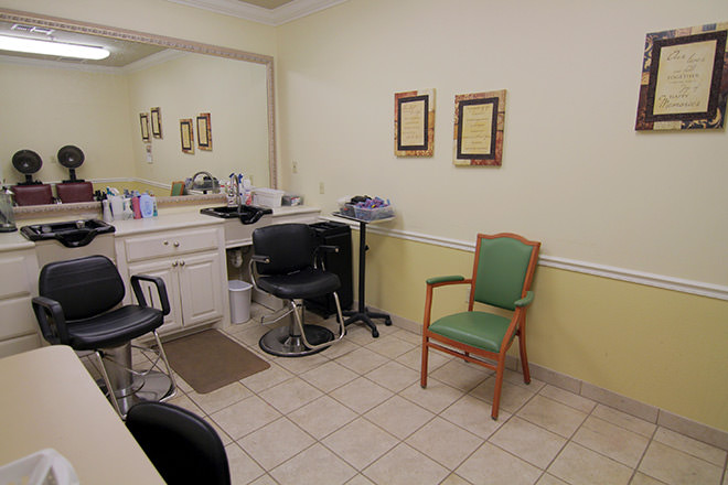 Brookdale Village Salon