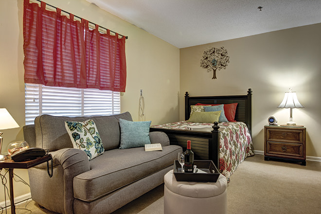 Brookdale Virginia Beach Bedroom