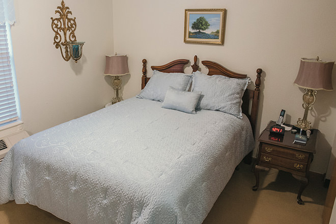 Brookdale Weatherford Bedroom