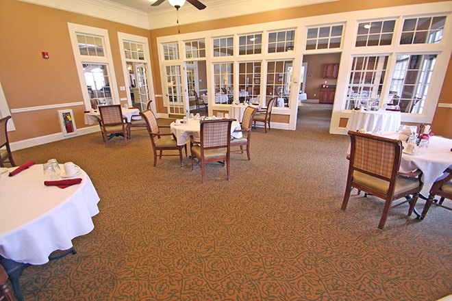 Brookdale Weddington Park Dining Room