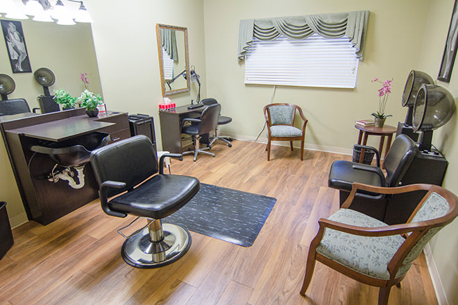 Brookdale West Melbourne Salon
