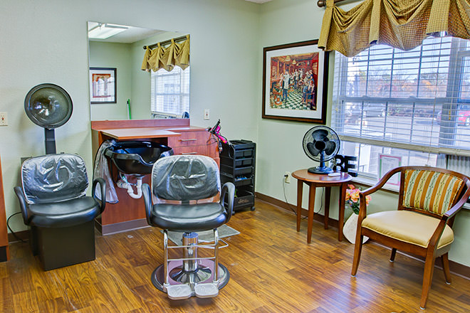 Brookdale Westerville Salon