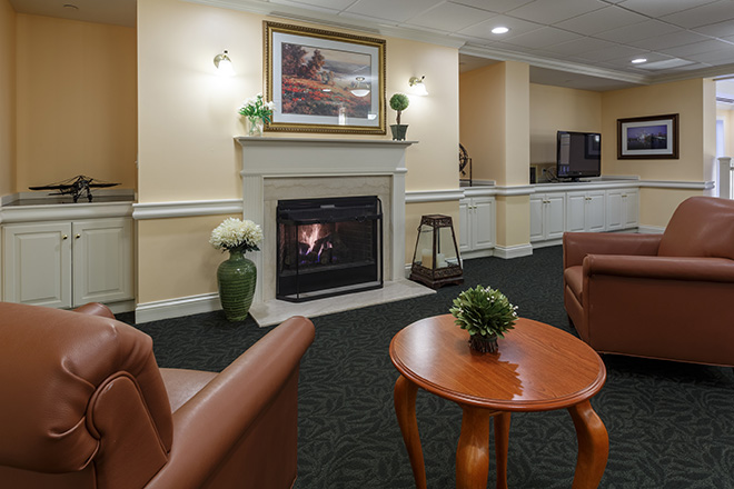 Brookdale Westlake Village Skilled Nursing Common Area