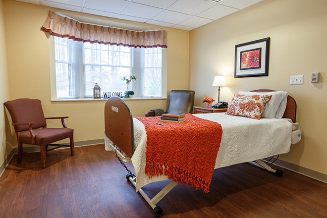 Brookdale Westlake Village Skilled Nursing Bedroom