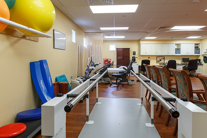 Brookdale Westlake Village Skilled Nursing Therapy Room