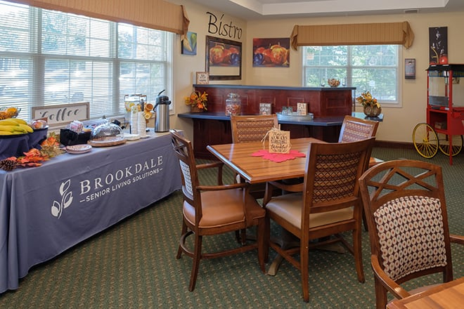 Brookdale Willoughby Bistro