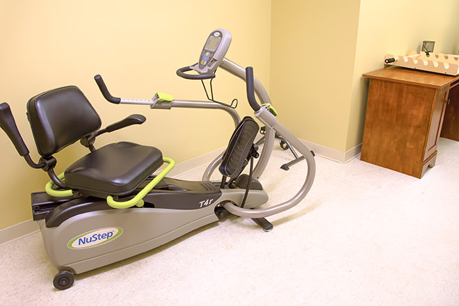 Brookdale Willoughby Fitness Room