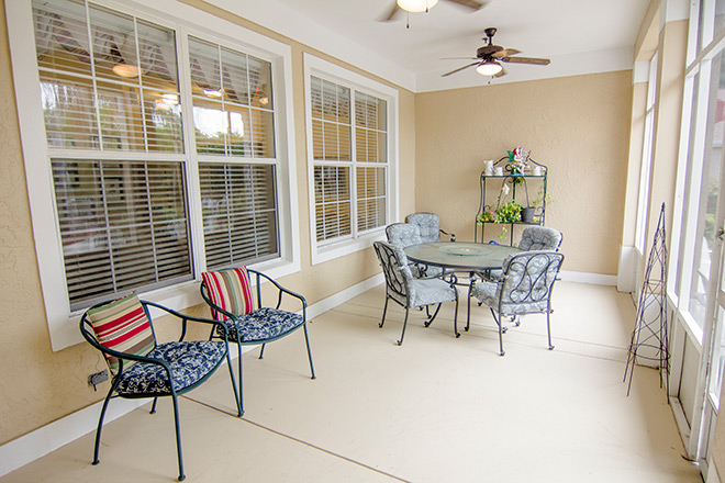 Brookdale Winter Haven  Indoor Patio