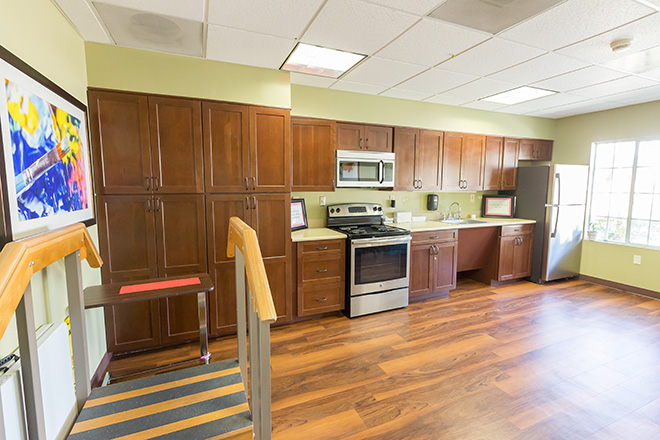 Brookdale Yorba Linda Skilled Nursing Therapy Room