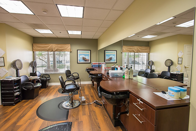 Brookdale Yorba Linda Skilled Nursing Salon