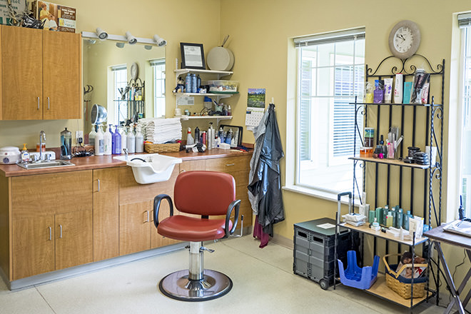 Brookdale Yreka Salon