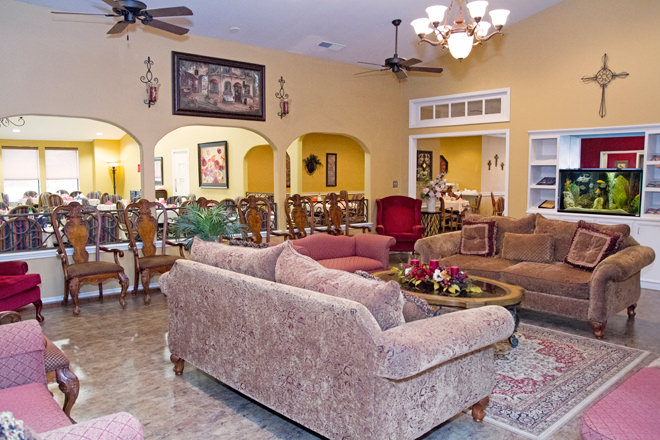 Brookdale Copperfield Village Common Area