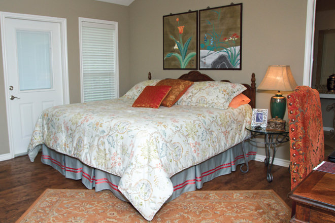 Brookdale Copperfield Village Bedroom