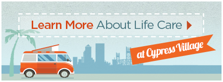Learn More About Brookdale Life Care at Cypress Village